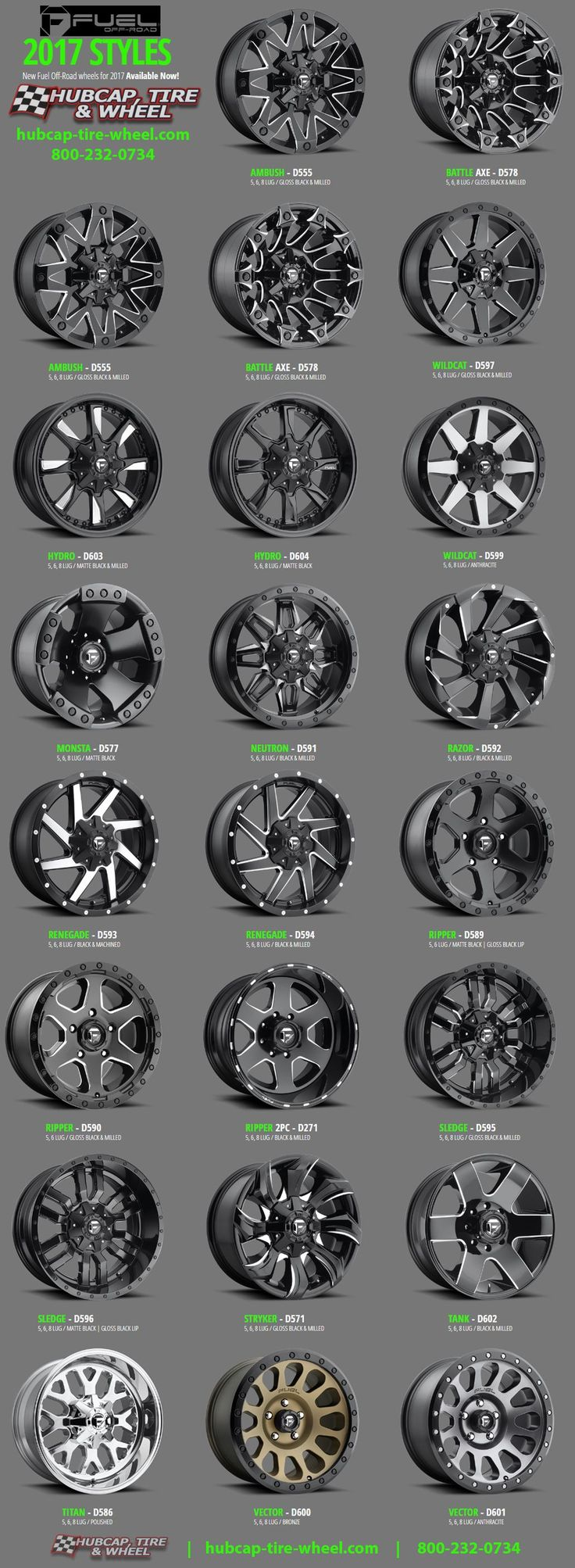 #offroad #wheels #trucks #jeeps #fuel #rims