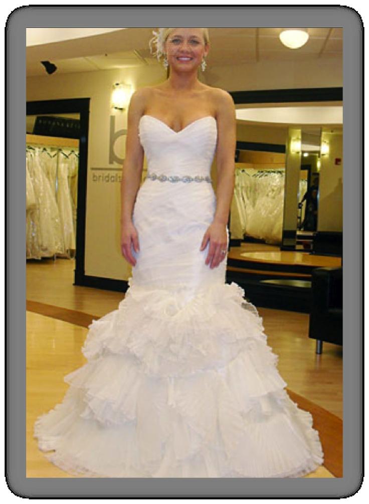 448 best wedding dresses images on pinterest for Wedding dress cleaning atlanta