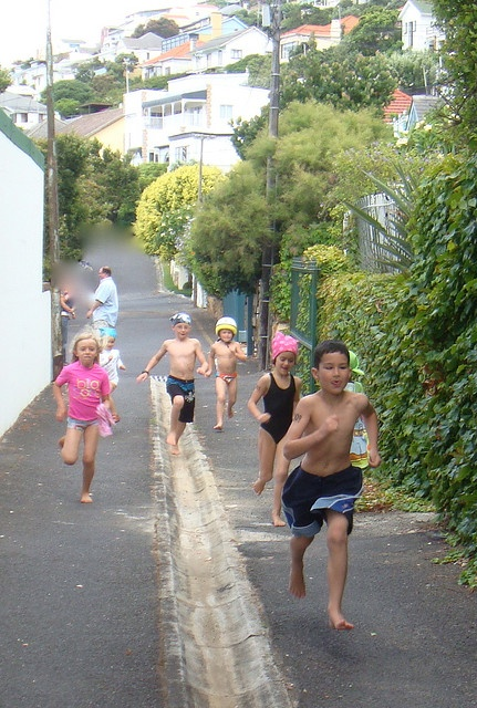 Triathlon party - make exercise fun!