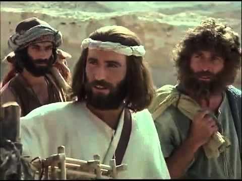 Ježíš podle Lukášova evangelia (CZ) - YouTube