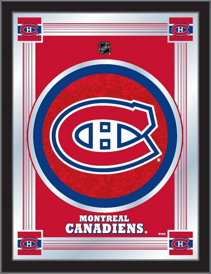 Logo mirror montreal canadiens montreal canadiens - Montreal canadians logo ...