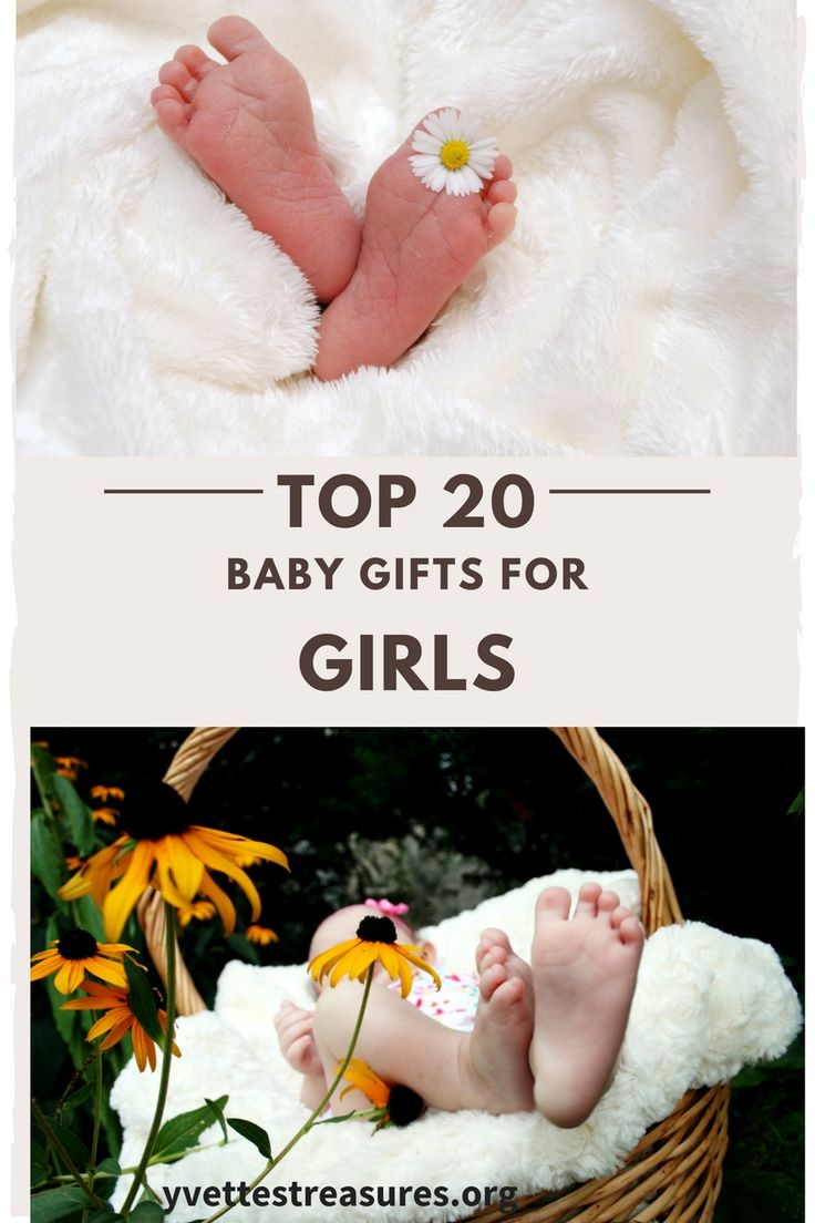 Give something extra special. Personalized baby gifts for girls.