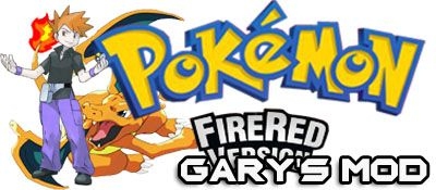 http://www.pokemoner.com/2016/03/pokemon-fire-red-garys-mod.html Name: Pokemon Fire Red: Gary's Mod Remake by: Teh Blazer Remake from: Pokemon Fire Red Region: Kanto Description: III. Storyline  History is always told by the victor, it is always being rewritten by the triumphant to erase the failed party's accomplishments. That's why everyone knows of Ash and his Team Rocket-ending journey through Kanto. Very few, however, know the entire story. Truth is,