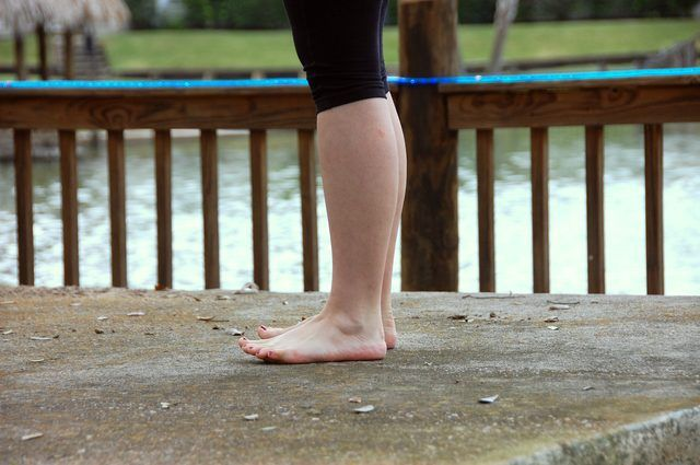 6 Exercises for Swollen Feet and Ankles | LIVESTRONG.COM