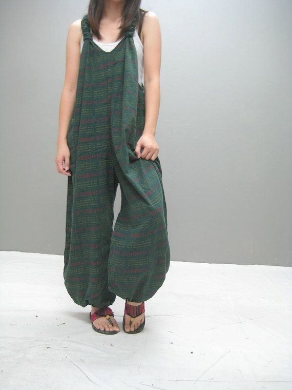 Schnittmuster Jumpsuit