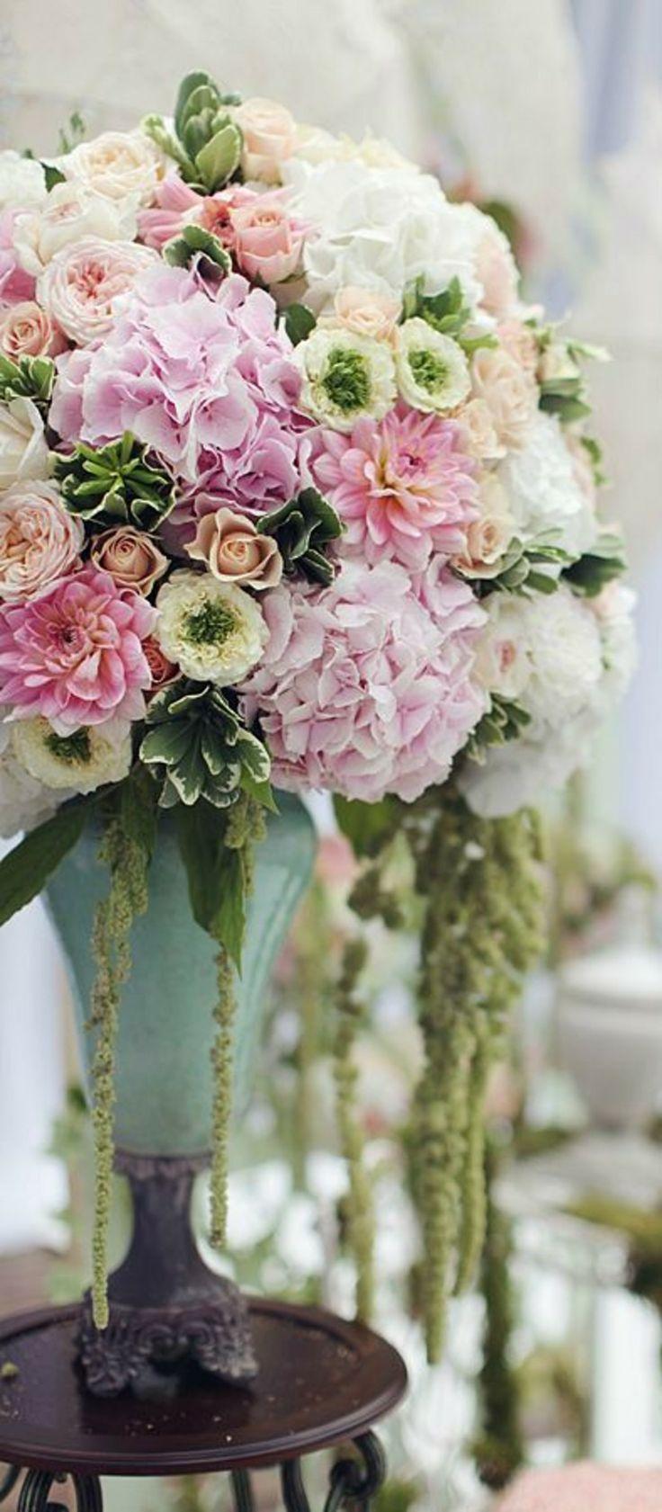 high centerpiece wedding flowers pinterest florists flowers and floral arrangement. Black Bedroom Furniture Sets. Home Design Ideas