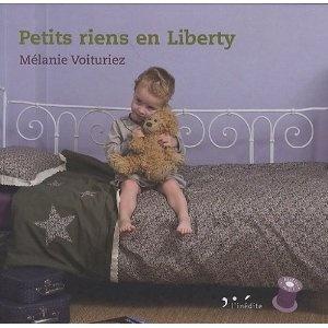 Petits rien en liberty: Amazon.fr: Mélanie Voituriez: Livres