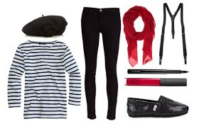Like None Other: HOLLA-WEEN DIY: MIME IT