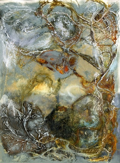 Mixed Media artist - Julie shackson