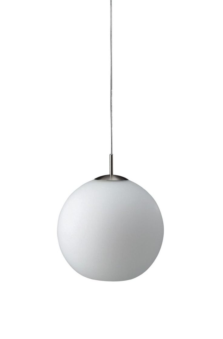 Massive DOSEL Pendant Lamp Nickel 1 x 75W 230V 30cm: Amazon.co.uk: Lighting