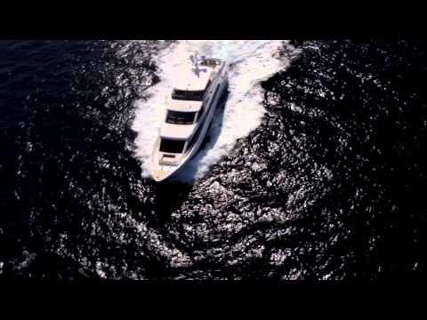 Hargrave Custom Yachts' Gigi II - YouTube