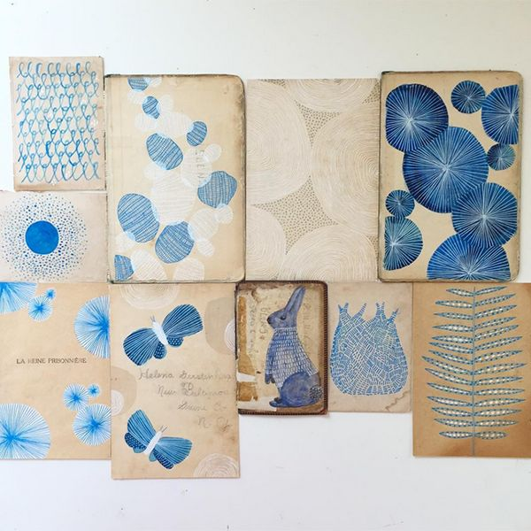 Lisa Congdon @ Hudson Residency