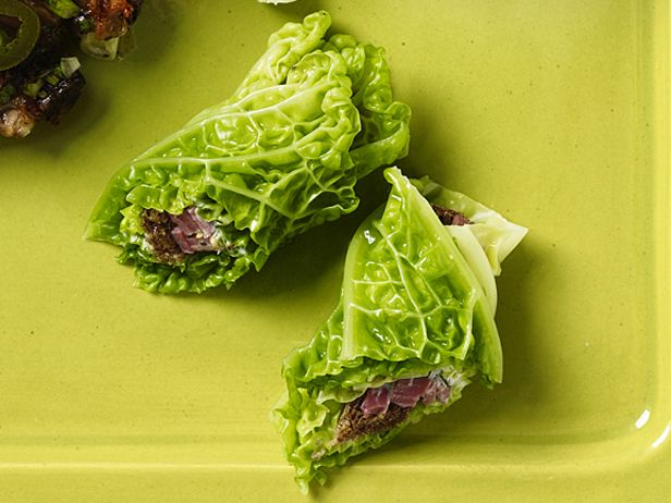 Corned-Beef-And-Cabbage Rolls Recipe : Food Network Kitchens : Food Network - FoodNetwork.com