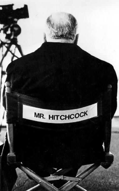 #Director | Mr. Hitchcock www.beewatcher.es                                                                                                                                                                                 More