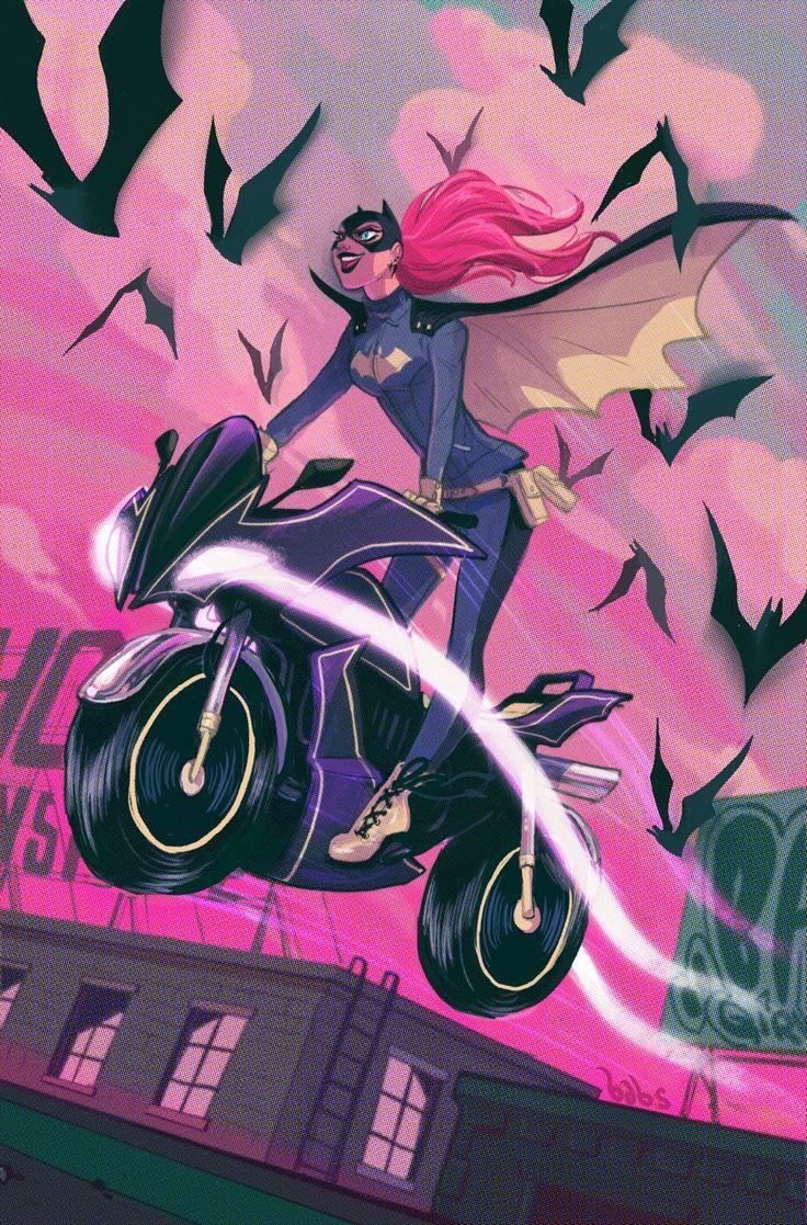 Lauxanh.LS quanbhvn 20 Batgirl 47 Cover ✨ - Babs Tarr