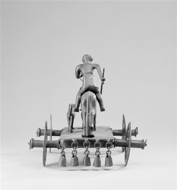 Le char miniature de Mérida