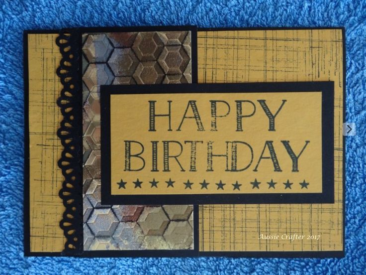 Birthday Card for Doug 8/17