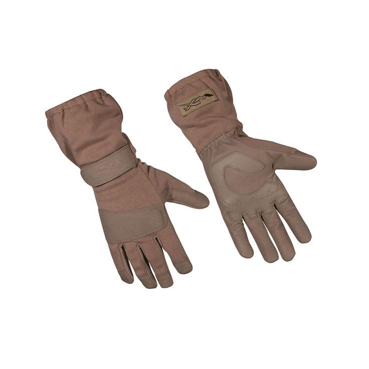 Тактические, штурмовые и летные перчатки Wiley X : Легкие тактические штурмовые перчатки Wiley X RAPTOR
