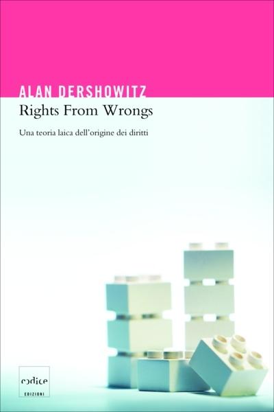 """Qual è l'origine dei diritti? è vero che essi sono """"inalienabili"""" in quanto dati dal """"Creatore"""", come vuole la Dichiarazione d'Indipendenza degli Stati Uniti? Inserendosi in uno dei temi più discussi tanto dalla filosofia del diritto quanto dalla filosofia morale, il celebre avvocato americano Alan Dershowitz rifiuta l'astrattismo del metodo tradizionale, che vorrebbe dedurre i diritti da Dio, dalla natura, dalla logica o dalla legge stessa (...) [Continua a leggere cliccando sull'immagine]"""