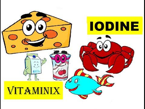 Vitaminix - Kids Learning Videos About Food & Health - YouTube