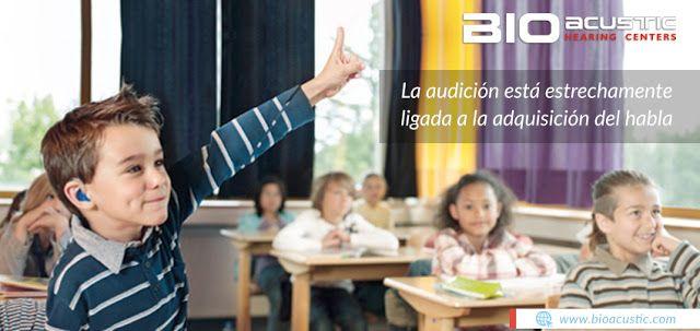 Audifonos para Sordera: La importancia de escuchar bien para aprender
