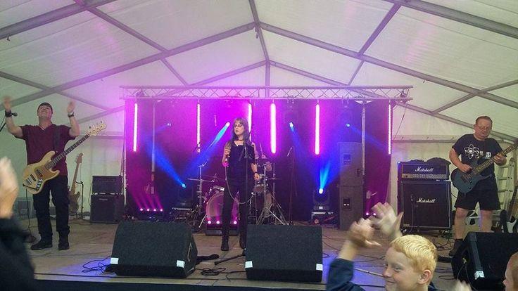U-WATT at Gorleston Clifftop Festival 2016 https://clifftopfestival.info