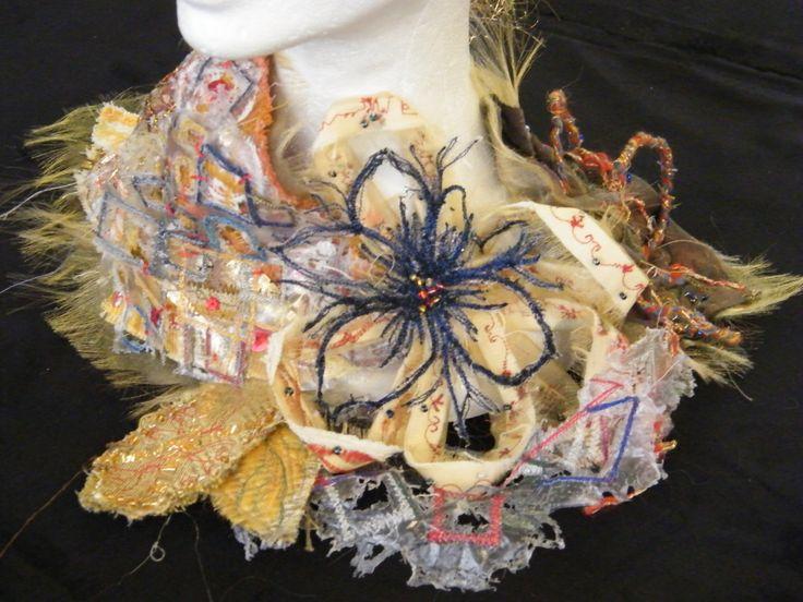 South Craven School- GCSE Textiles: Egyptian Jewellery Project
