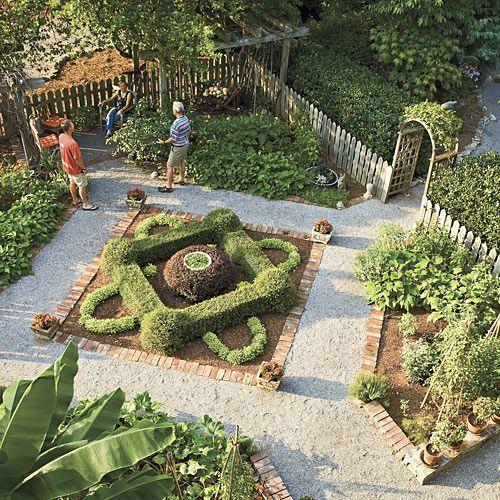 19 best images about garden ideas on pinterest garden for Pretty vegetable garden designs