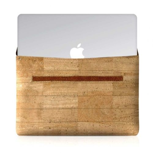 Cork MacBook Case For Air And Pro.
