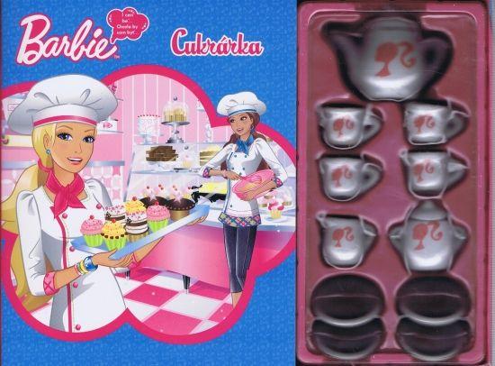 Barbie - Chcela by som byť...cukrárka