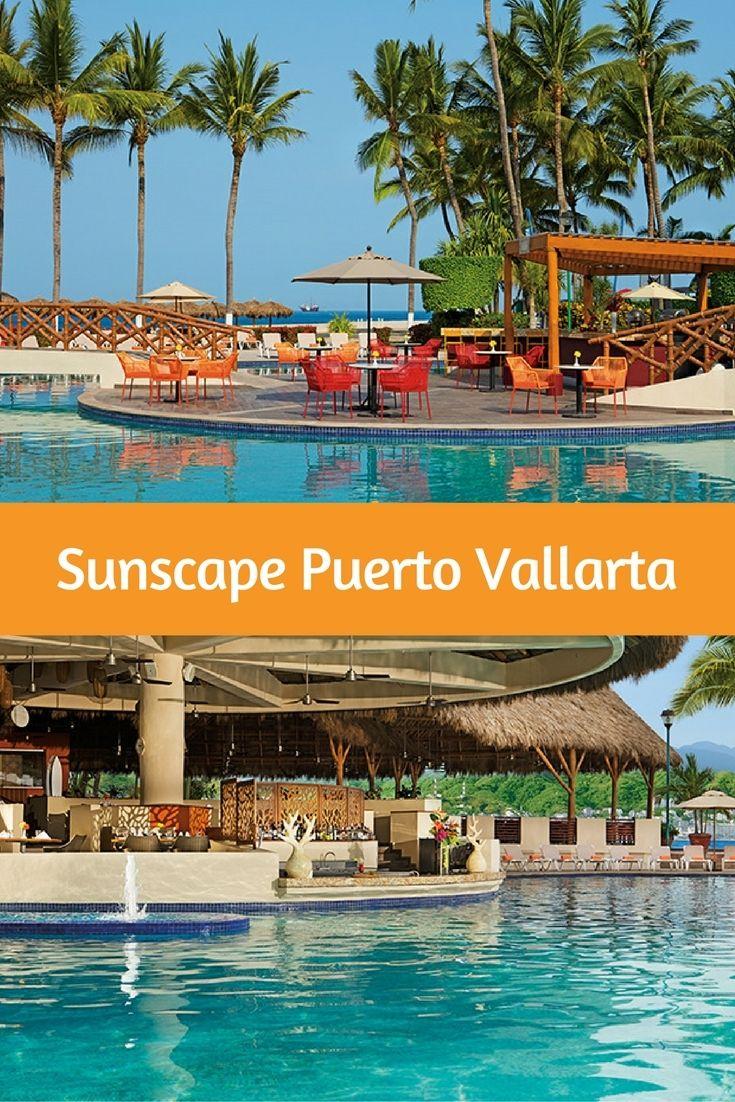 152 best sunscape puerto vallarta images on pinterest. Black Bedroom Furniture Sets. Home Design Ideas