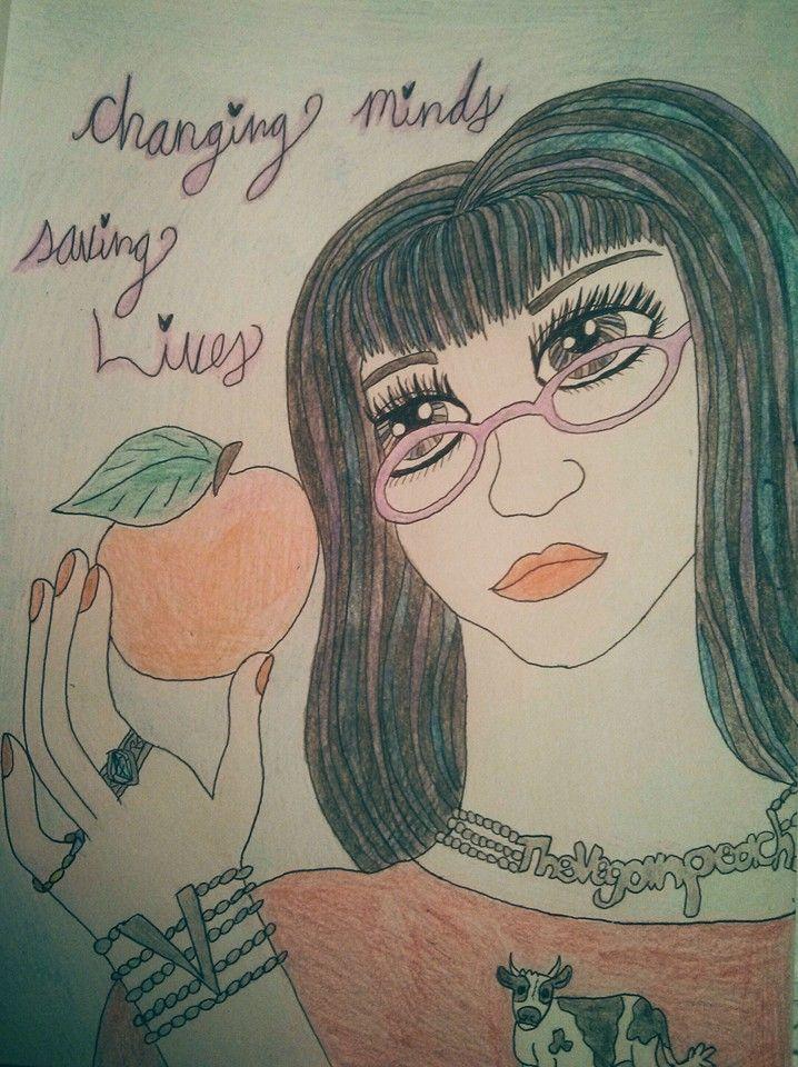 A Drawing by my dear friend Hayley