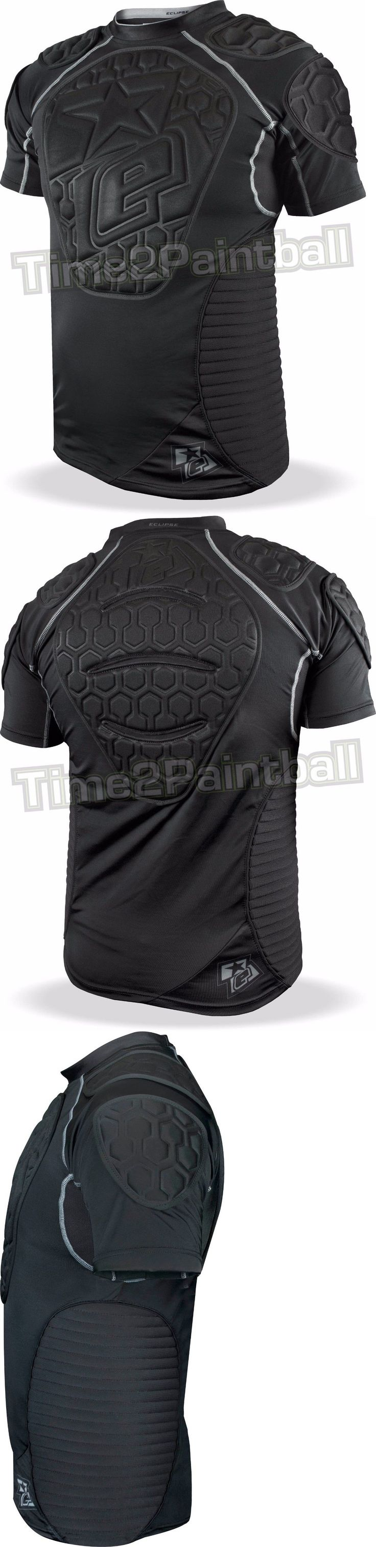 Jerseys and Shirts 165939: Planet Eclipse Overload Gen2 Chest Protector Jersey - Large **Free Shipping** -> BUY IT NOW ONLY: $69.95 on eBay!