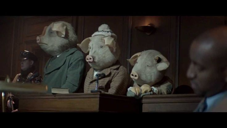 The Guardian. Three Little Pigs