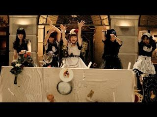 "Kanami Miku: Band-Maid - Welcome Home Master Ando Princess   ""Welcome Home Master Ando Princess"" BAND-MAID Is All Girl Rock Band From Japan. Than of release January 11 1st full album ""Just Bring It"" the lead track ""Do not you tell ME"" music video There arrival !! was not - likely rock band - of geese by the maid in costume maid a live ""your waiter"" referred to the audience as ""my master"" ""princess"" expand the maid World while the attracts people to watch the weapon conflicting hard rock…"
