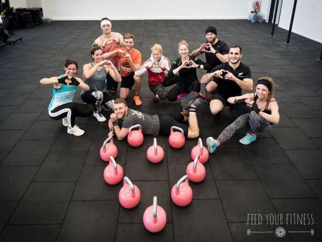 Mein 1. Valentinstag: mit CrossFit & Energyballs - FEED YOUR FITNESS