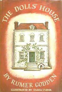 The Dolls' House by Rumer Godden, illustrated by Tasha Tudor