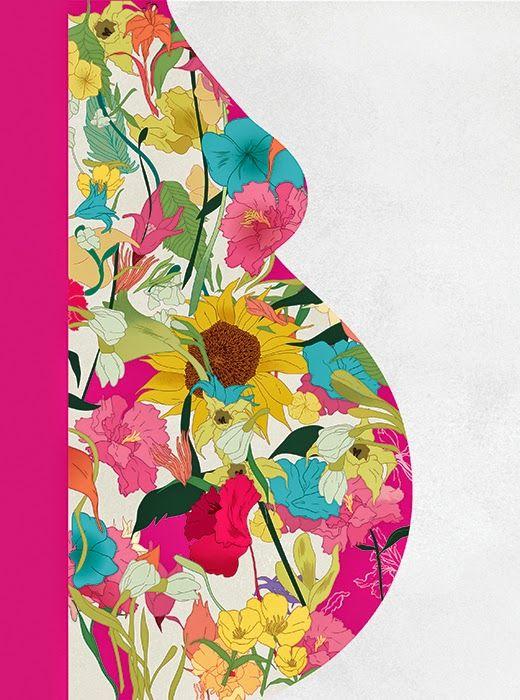 Pinzellades al món: En espera: il·lustracions de l'embaràs / En espera: ilustraciones del embarazo / Standby: illustrations of pregnancy
