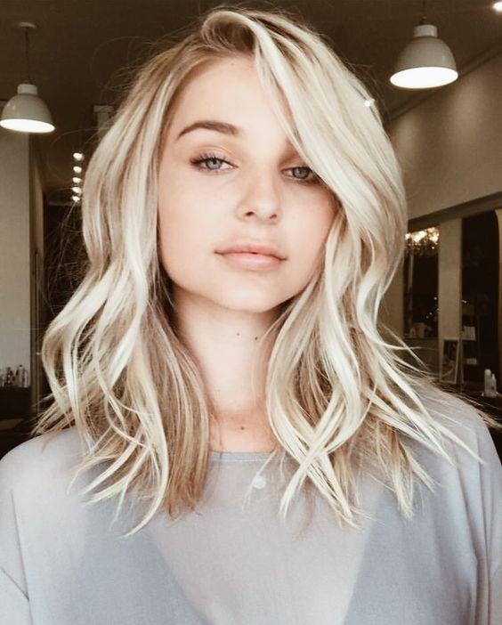 52+ süße lange Bob-Haarschnitte für schöne Frauen im Jahr 2018