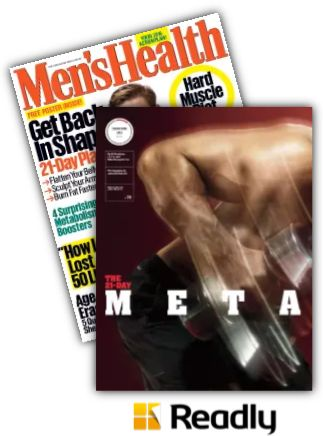Suggestion about Men's Health Jan-Feb 2016 page 72
