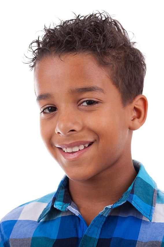 15 Best Mixed Boys Hairstyles Images On Pinterest