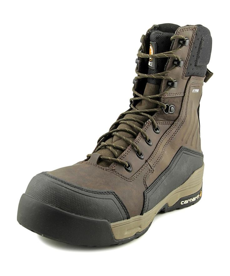 CARHARTT Carhartt 8 Force   Composite Toe Leather  Work Boot'. #carhartt #shoes #boots