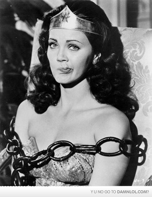 Wonder Woman: Lynda Carter, Stuff, Funny, Wonder Woman, Superhero