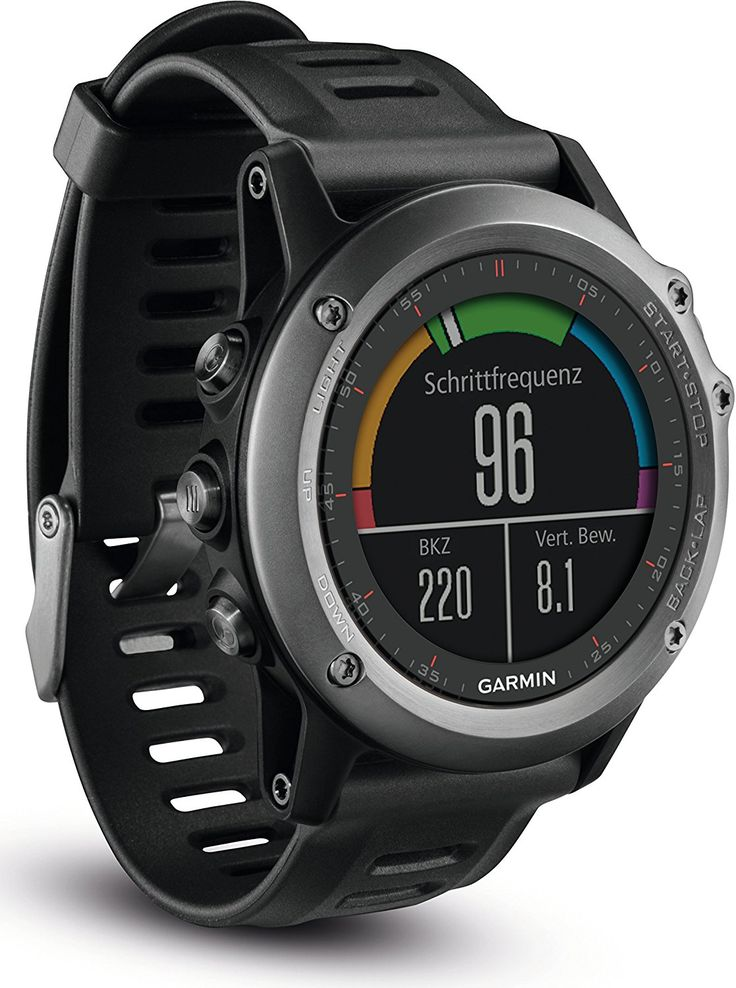 Oferta reloj GPS Garmin Fenix 3 por solo 319 euros