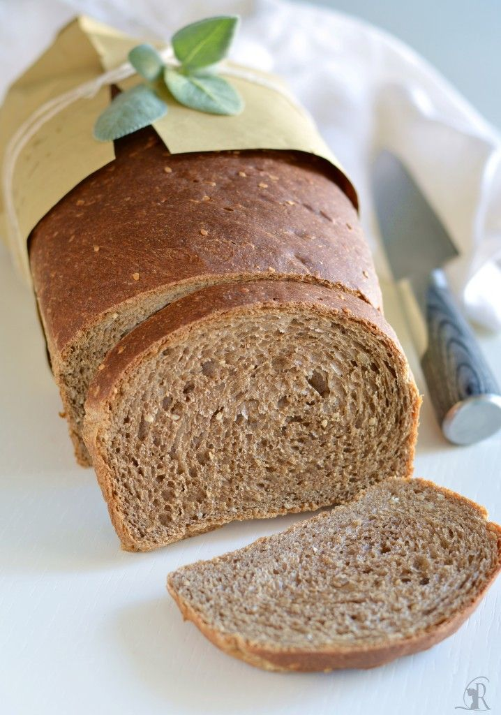 Pane a cassetta ai 7 cereali