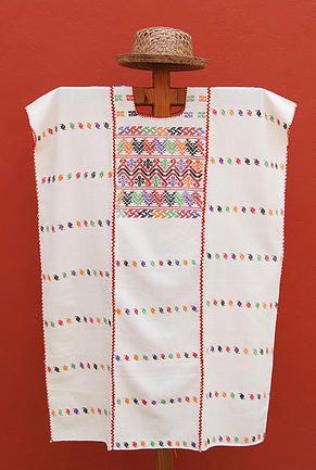 Luaoaxaca Textiles de Oaxaca | Huipil Amuzgo