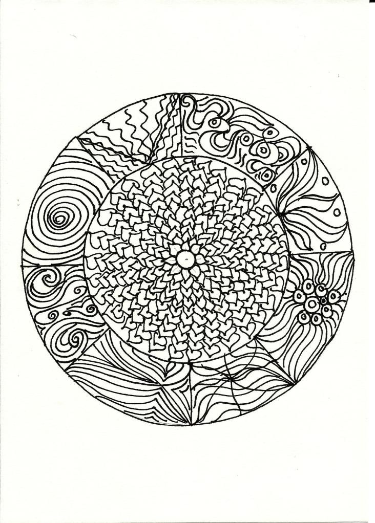48 best mandala coloring pages images on pinterest mandala coloring pages adult coloring and. Black Bedroom Furniture Sets. Home Design Ideas