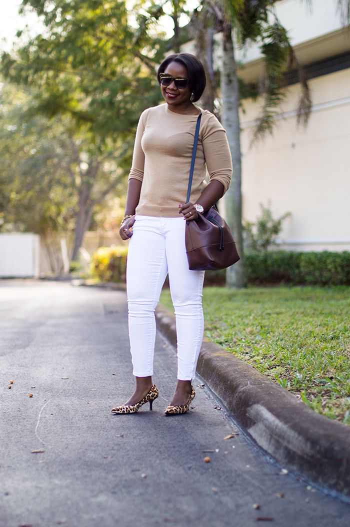 194 best images about White Jeans on Pinterest | Pump, White ...