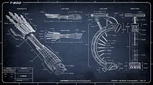 Resultado de imagen para terminator diseño