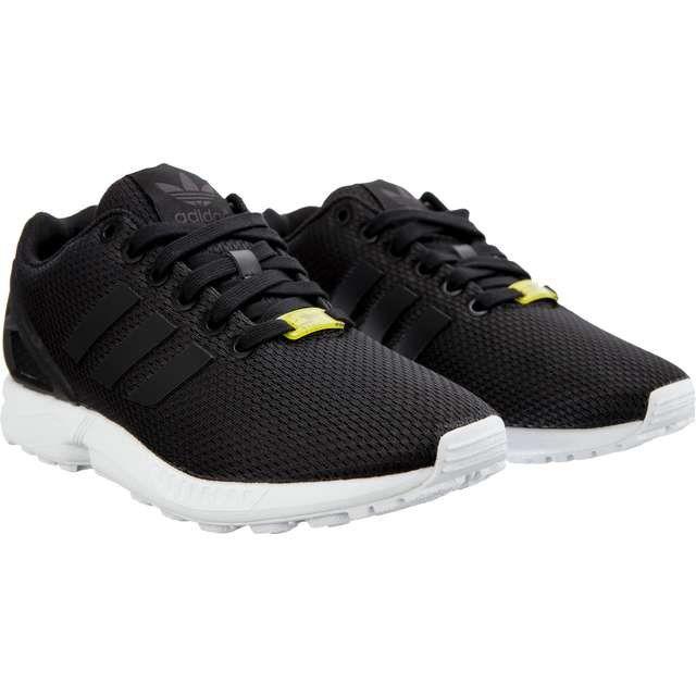 Sportowe Damskie Adidas Adidas Czarne Zx Flux 840 Sneakers Shoes Adidas